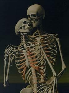 Skeletons in Love – bioephemera