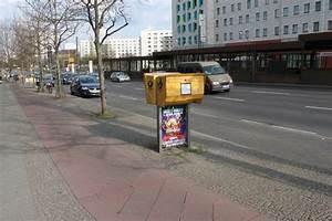 Spätleerung Briefkasten Berlin : briefkasten landsberger allee 117a in berlin prenzlauer berg kauperts ~ Frokenaadalensverden.com Haus und Dekorationen