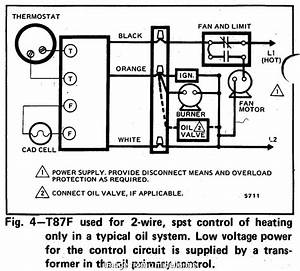 4 Pole Thermostat Wiring Diagram Creative Double Pole