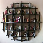 Unique Bookcase With Vintage Style Inspired By Classic Furniture Forms  Home