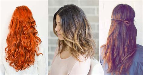 33 quick and easy hairstyles for straight hair the goddess