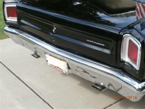 purchase   plymouth roadrunner   speed pro