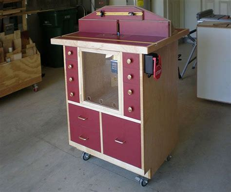 router table plans  woodworking projects plans