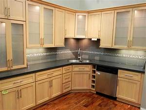 contemporary kitchen maple cabinets With kitchen designs with maple cabinets