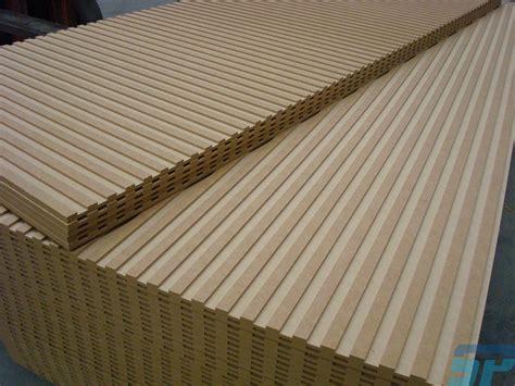battened mdf wall cladding scandinavian profiles machining fabricating building materials