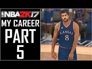 """NBA 2K17 - My Career - Let's Play - Part 5 - """"Under The Bright Lights"""" 