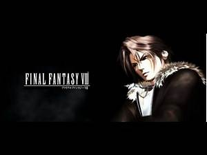 Classic PS1 Game FINAL FANTASY VIII on PS3 Upscaled to HD 1080p