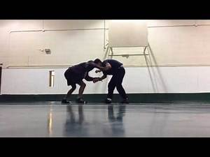 Mixed Wrestling Moves: Peek Out