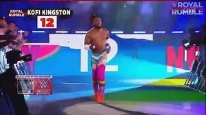30 Mens Royal Rumble Match 2019 Highlights
