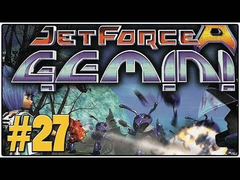 Jet Force Gemini Review - Definitive 50 N64 Game #27