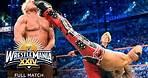 FULL MATCH - Shawn Michaels vs. Ric Flair – Career Threatening Match: WrestleMania XXIV