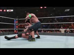 John Cena vs Randy Orton - WWE 2k19