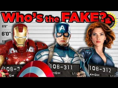 Film Theory: Captain Marvel's Big Twist - Who is an Undercover Skrull? (Captain Marvel Predictions)