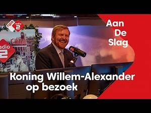 De muzieksmaak van koning Willem-Alexander: U2 wel, Spice Girls niet