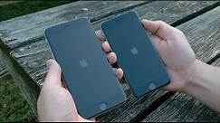 Apple iPhone 6 vs iPhone 6 Plus Dual Unboxing and Comparison (128GB and 64GB)