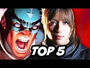 Marvel Agents Of SHIELD Season 2 Episode 11 - TOP 5 WTF
