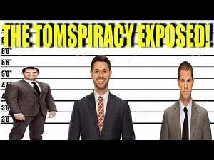 The WWE Tom Phillips Conspiracy EXPOSED! (Tomspiracy)