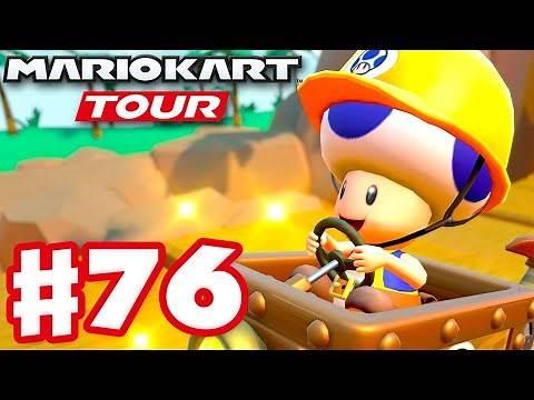 Trick Tour Week 2! Builder Toad! - Mario Kart Tour - Gameplay Part 76 (iOS)
