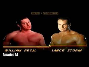 WWE Wrestlemania X8 - Path of Champions Playthrough WWE European Championship (William Regal)