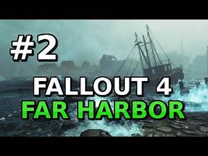 Let's Play Fallout 4 MODDED [Episode 29] Far Harbor DLC [Part 2] Discount Robin Williams