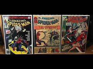 Collecting Spider-Man Villain First Appearances, part 2