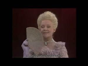 Madame de Sade, HD (1992) Ingmar Bergman