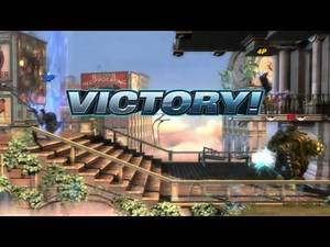 Playstation All-Stars Battle Royale - Raiden Online Matches [2]