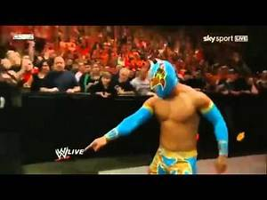 WWE Sin Cara Greatest Moment HD