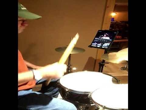 """Good Hearted Woman"" Waylon Jennings - Dave Naus on Drums"