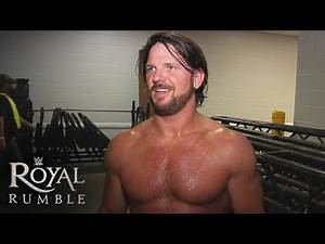 AJ Styles on what would have made his WWE debut even better: January 24, 2016