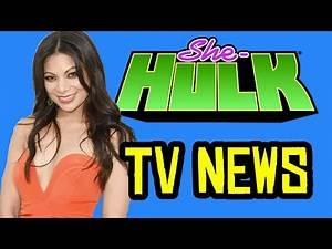 She Hulk - Ginger Gonzaga Joins the Cast!