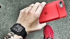 Apple Smart Battery Case iPhone 7 || Product RED