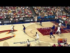 NBA 2K17 New York Knicks Vs Cleveland Cavaliers 2016-10-25