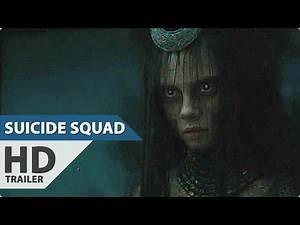 SUICIDE SQUAD Movie Clip - Introducing Enchantress (2016)