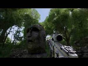 "Arma 3 - Apex - Predator Easter Egg - Mission #2 ""Warm Welcome"""