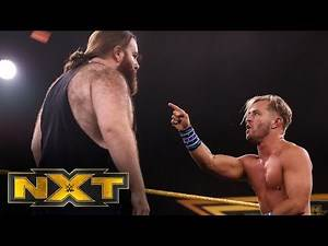 Drake Maverick vs. The Undisputed ERA – Handicap Match: WWE NXT, Sept. 16, 2020