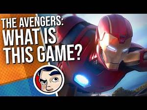 Marvel's Avengers Game Discussion & We Make a Better Game - Comics Experiment | Comicstorian