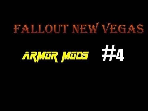 Fallout New Vegas Mods: Dragon Body Armor Pack 18