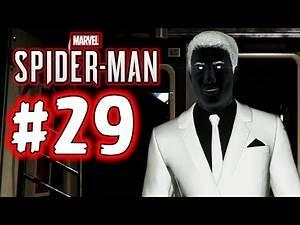 Spider-Man Ps4 - Part 29 - Mr. Negative Boss Fight