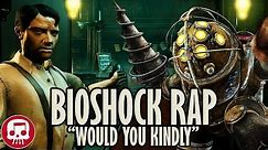 """""""Would You Kindly"""" - BIOSHOCK RAP by JT Music & Divide"""
