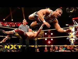 American Alpha vs. Blake & Murphy: WWE NXT, January 27, 2016