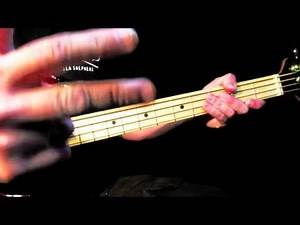 JUNGLE BOOGIE (Bass Cover)- Kool & the Gang by Machinagroove's BassCovers