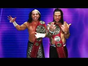 "WWE : The Hardy Boyz Theme Song ""Loaded"""