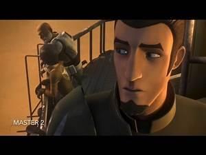 [Rex talk's about The Clone Wars] Star Wars Rebels Season 2 Episode 3 [HD]