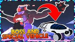 ❄️SPECIAL VEHICLE & BOSS FIGHT! / MAD CITY❄️