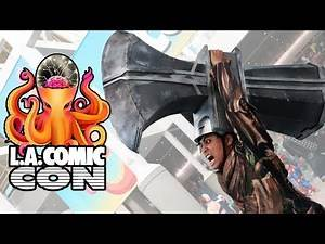 Stormbreaker Breaks Los Angeles Comic Con 2019 - With LSharma