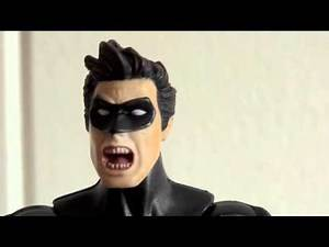 DC Universe Black Lantern Hal Jordan
