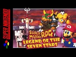 [LONGPLAY] SNES - Super Mario RPG: Legend of The Seven Stars (HD, 60FPS)