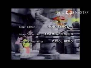 Disney-Henson's Muppet Babies Credits s2(NaQis&Friends/HiT)(1985/1999)