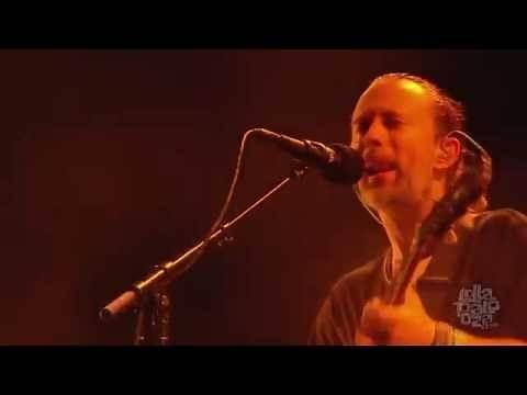 Radiohead - Paranoid Android LIVE 2016